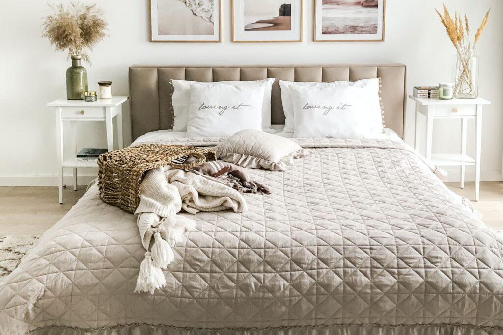 Кровать как один из важнейших предметов мебели в доме